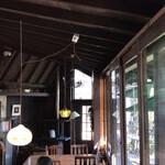 AGカフェ - 店内