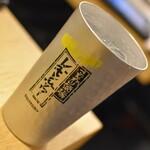 居酒屋 八天将 - 酒場のレモンサワー(330円+税)2020年1月