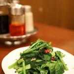 金葉 - 青菜炒め