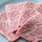 焼肉義塾 - 和牛ロース