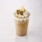 リンツショコラカフェ - 「リンツ アイスチョコレートドリンク ほうじ茶」