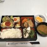 いなり木 - 料理写真:いなり木弁当定食950円