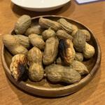 志賀高原テッパルーム - 落花生の燻製