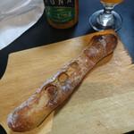 トツゼン ベーカーズ キッチン - 『ビール トラディション』 176円+税