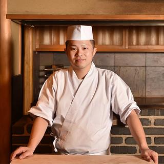 清水唱二郎氏(シミズショウジロウ)─日本料理の未来を担う匠