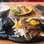 ブロンコ ビリー - 料理写真:スライスビーフ・ランチ