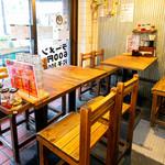 一竜 - テーブル