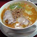 担々亭 - 雲呑坦々麺