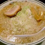 じょっぱりラーメン - 2009年ラーメン脂多め麺硬め