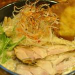 らー麺 もぐや - 豆乳生姜麺