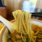 中華・麺や あじよし - チャーシューワンタン麺