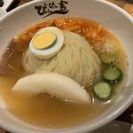 123103052 - 盛岡冷麺(中辛) 850円
