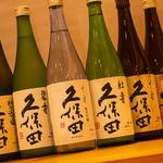 未来日本酒店&SAKE BAR - 各種久保田も揃ってます!