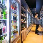 未来日本酒店&SAKE BAR - 常に120種類以上、全国から揃った酒を飲める。買える