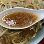 ラーメン二郎 - 【2020.1.5】豚出汁を感じるスープ。