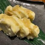 別亭 神田新八 - クリームチーズ吟醸付け