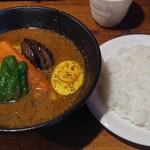 スープカリー クフウ - 料理写真: