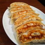 中華麺飯 太楼 - 無料クーポンの餃子2人分