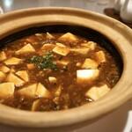 中国料理 南園 - 麻婆豆腐