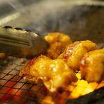 炭火ホルモン焼のネバーランド - 料理写真: