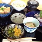 天ぷら和食 さくや - 天ぷらおまかせ料理♪ 2350円なり〜o(^▽^)o