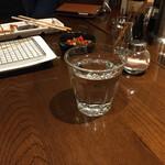 串かつ バラック - 日本酒