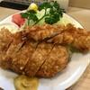 とんき - 料理写真:ヒレかつ・エビフライ
