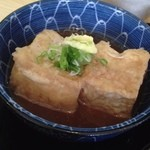 天ぷら和食 さくや - 揚げ出し豆腐♪