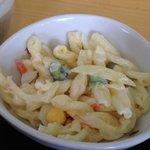 天ぷら和食 さくや - マカロニサラダ♪