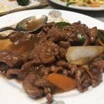 小尾羊 飛龍菜館 -