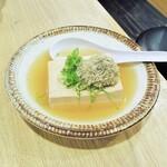 居酒屋 大ざわ - 湯豆腐