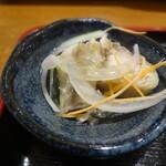 湘南のカキ小屋 笑山 - カキクリームコロッケ&カキフライランチ(1,428円)