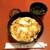 鳥つね自然洞 - 上親子丼(1,400円)