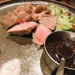 Bar espana carne - 仔羊