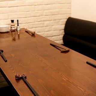 【完全個室完備】接待や少人数宴会におすすめ。