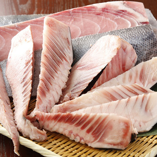 厳選された新鮮食材を使用!豊洲市場の買参権を取得しています。