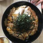 ふる里 - カツ丼