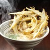 UDON BUZEN - 料理写真:ごぼう天