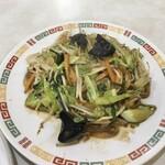 エチゴヤ - 野菜炒め500円