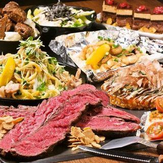 宴会に最適☆コース料理を2500円~ご用意しております!