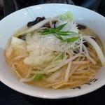 12315928 - 塩 野菜拉麺