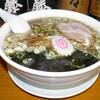 食道いっぷく - 料理写真:正油ラーメン 650円
