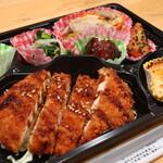 鎌倉バニー - 日替り弁当(チキンカツ)アップ