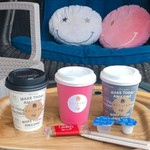 KUTSURO gu Café - お飲み物のテイクアウト出来る