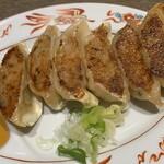 ラーメン HAMASAKU - 餃子