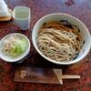 遊亀庵 かめや - 料理写真:おろしそば大900円。初めから蕎麦湯が付いて来ます。