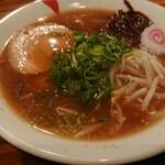 麺や 一福 - 中華そば(醤油)
