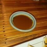 麺や 一福 - 味噌ダレ