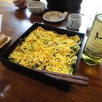 山はげ - 定番のサラダ