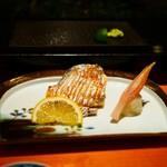 寿し徳 - 太刀魚の焼物